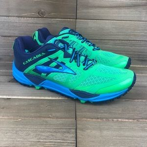 Brooks Cascadia 11 Trail Running Shoes 8.5